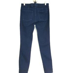 Tory Burch denim leggings